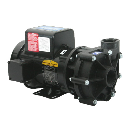 PerformancePro Cascade Low RPM 1/8 HP 2460 GPH External Pump