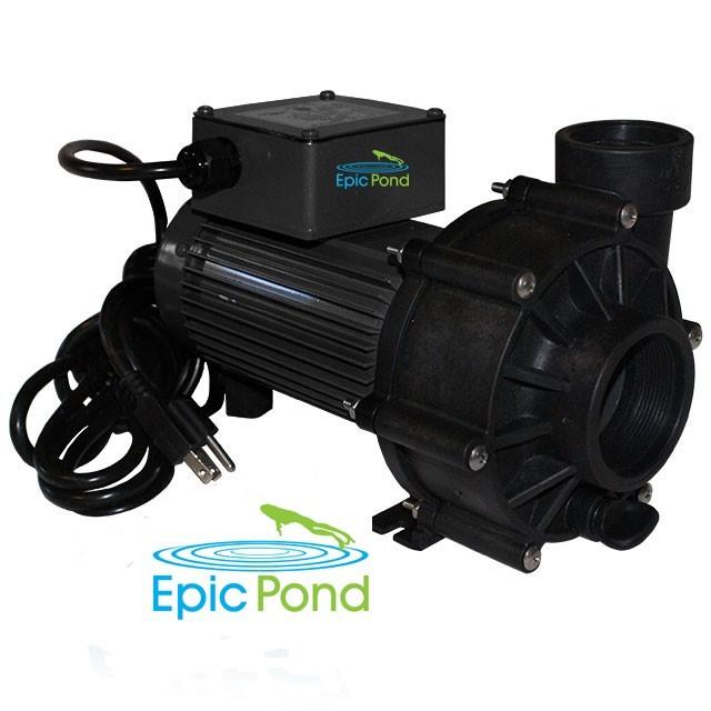 Epic Pond EpicFlo Series 1/15 HP 147 Watt External Pump
