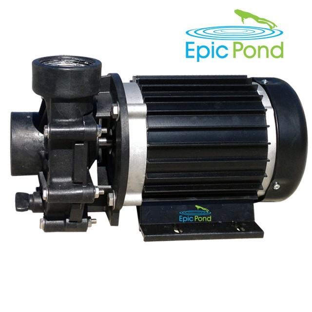 Epic Pond EpicStream Series 1/3 HP 4000 GPH External Pump
