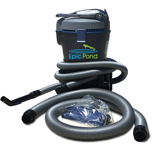Epic Pond PondSweep 1800 Watt Pond Vacuum