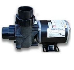 "Wlim Corp Aqua Star High Speed Pump 1/2HP (2"" Inlet & Outlet)"