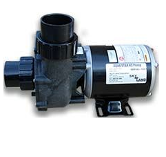 "Wlim Corp Aqua Star High Speed Pump 2-1/2HP (2"" Inlet & Outlet)"