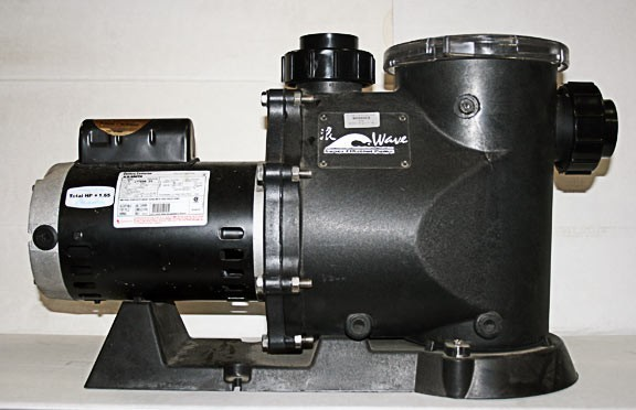 "Wlim Corp Dragon II 2hp 2"" 3450 RPM Pump (A. O. Smith Motor - Three Phase)"