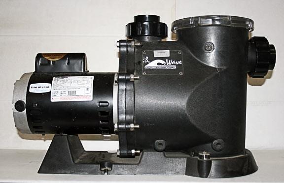 "Wlim Corp Dragon II 3hp 2"" 3450 RPM Pump (A. O. Smith Motor - Three Phase)"