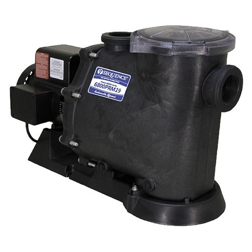 Sequence Primer Series 1/2 HP 7800 GPH External Pump