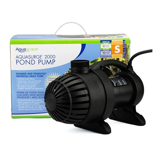 Aquascape AquaSurge Asynchronous Pumps