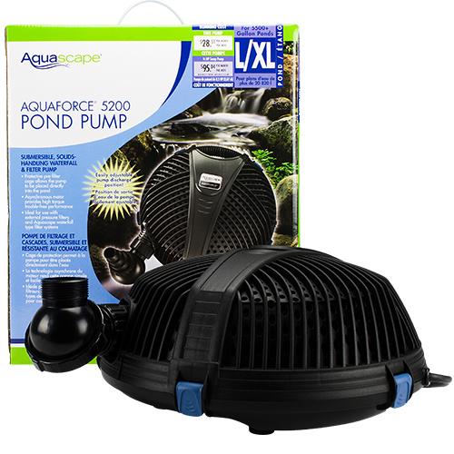 Aquascape Ultra Pumps