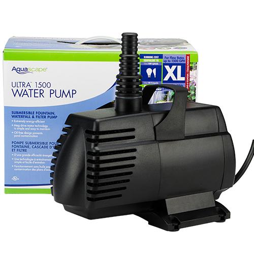 Aquascape Ultra 1500 Pump