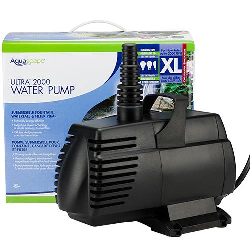 Aquascape Ultra 2000 Pump