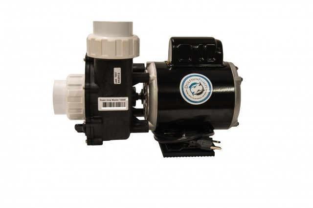 Dolphin Diamond Aqua Sea 9250 GPH Freshwater/Clean Marine Pump