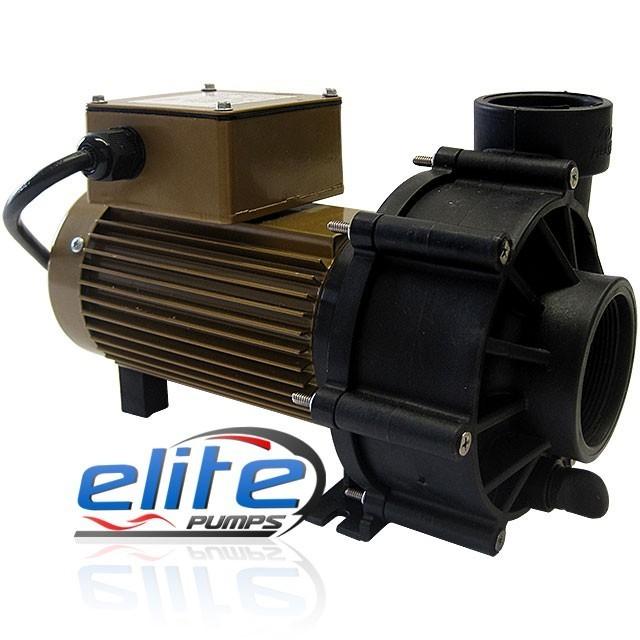 Elite 800 Platinum Series 5600 GPH 1/10 HP External Pump