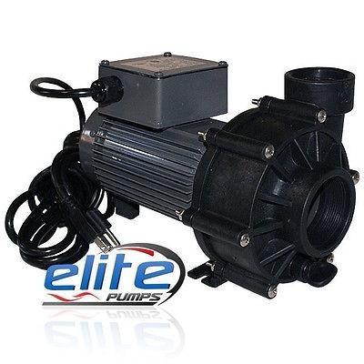 Elite 800 Series 5600 GPH 1/10 HP External Pump