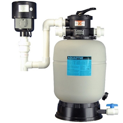 AquaDyne 2000 Filter - for Submersible Pump Use