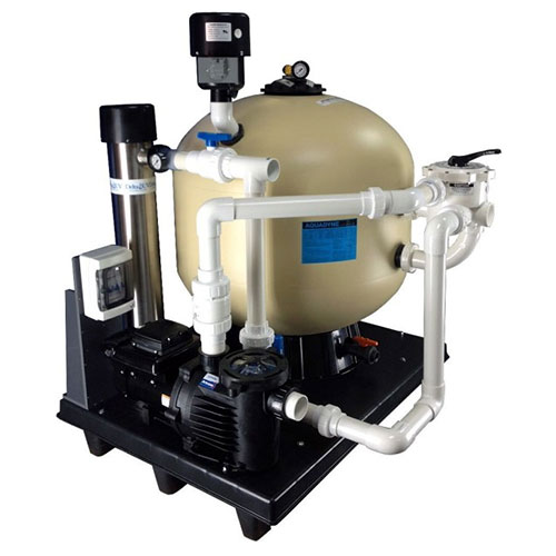 AquaDyne Plug & Play 4000 Filtration System
