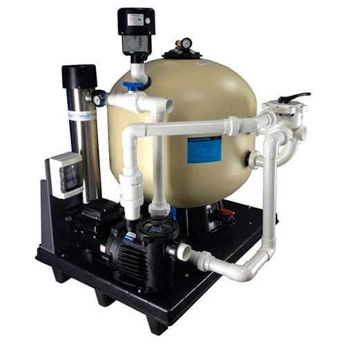 AquaDyne Plug & Play 8000 High Efficiency Filtration System