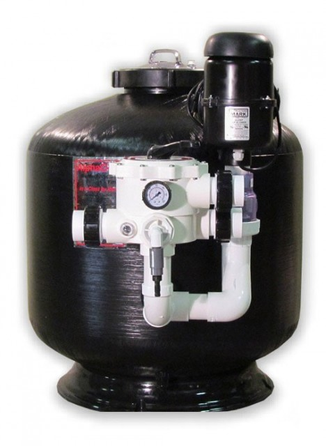GCTek AquaBead 4.25 Pond Filter