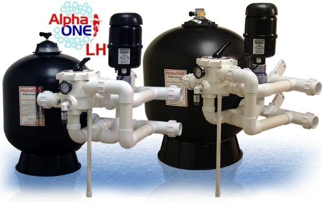 GCTek AlphaONE 2.5 Low Head Pond Filter
