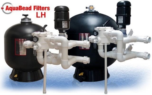 GCTek AquaBead 2.5 Low Head Pond Filter