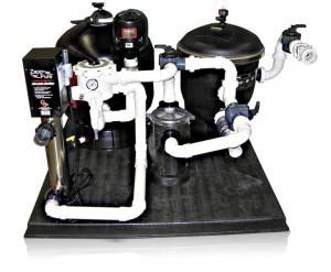 GCTek Mashimizu 1.75 Pond Filter
