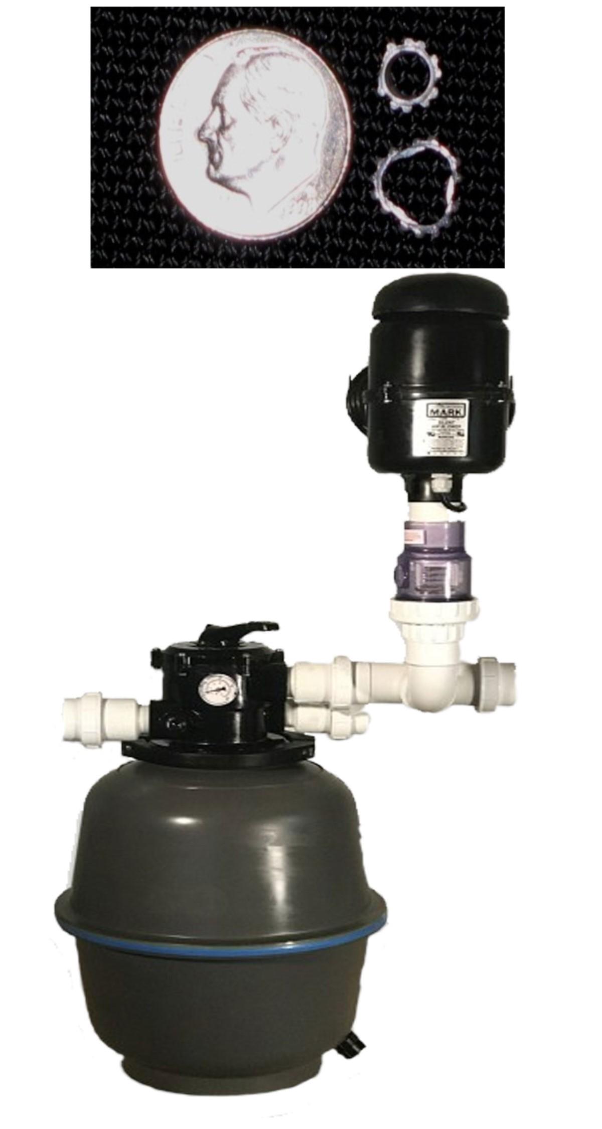 GCTek PondKeeper 1.75 Pond Filter