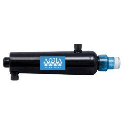 Aqua Ultraviolet Advantage 2000+ 15 Watt Unit, With Hanger Spout