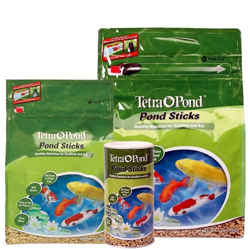 Tetra Pond Food Sticks