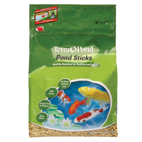 Tetra Pond Food Sticks - Floating - 1.72 lbs.