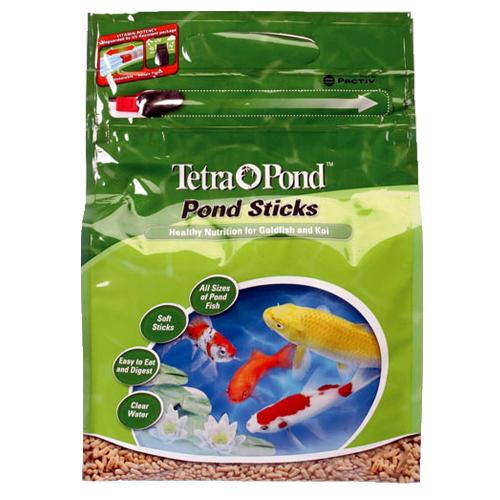 Tetra Pond Food Sticks - Floating - 3.75 lbs. (4 Pack)