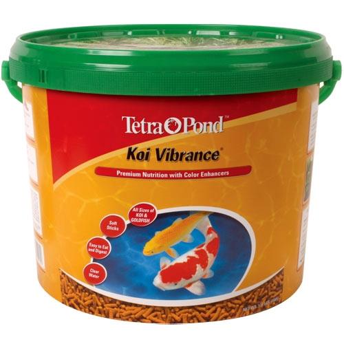 Tetra Pond Koi Vibrance - 3.31 lbs. (10 Liter Bucket)