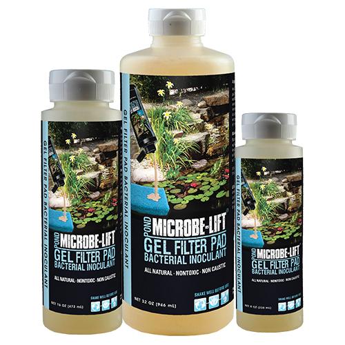 Microbe-Lift PL GEL (Filter Pad Inoculant)
