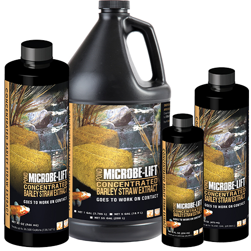 Microbe-Lift Barley Straw Extract