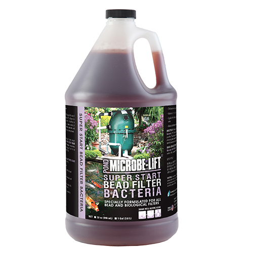 Microbe-Lift Super Start Beneficial Bacteria - 1 Gallon