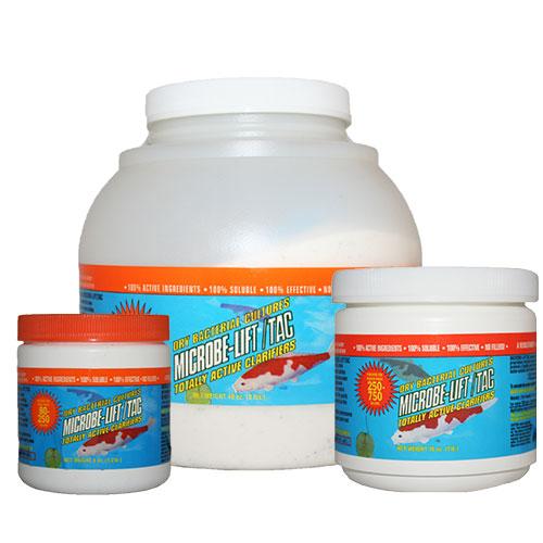 Microbe-Lift Totally Active Clarifier (TAC)