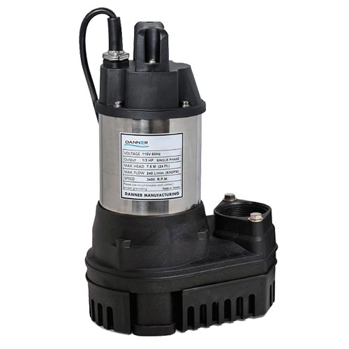 Pondmaster ProLine High Flow 1/6 HP 1860 GPH Pump