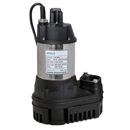 Pondmaster ProLine High Flow 1/4 HP 3270  GPH Pump