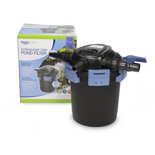 Aquascape UltraKlean Pressure 2000 Filter