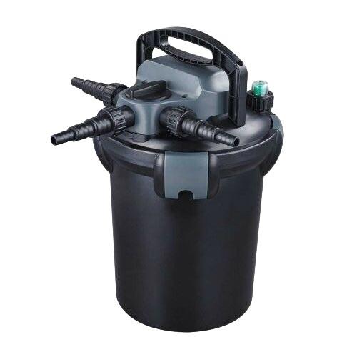 Anjon LivingPonds 4000 Pressure Filter w/Mats & Purging Handle