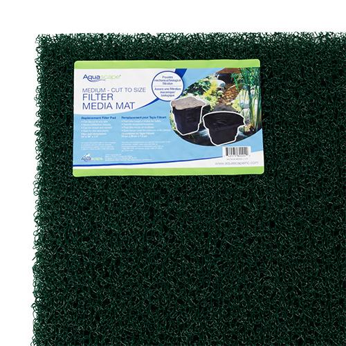 Matala Green Biological Filter Media - Half Sheet