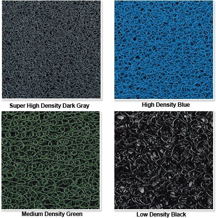 Matala Biological Filter Media 4 Color Half Sheets Combo (Blk, Grn, Blu, Gry)