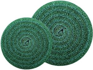 """Matala Green Roll Filter Media - 22"""" Diameter"""