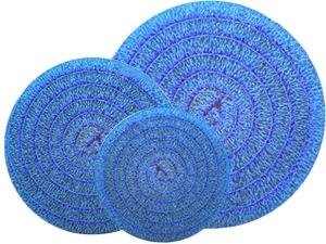 """Matala Blue Roll Filter Media - 24"""" Diameter"""