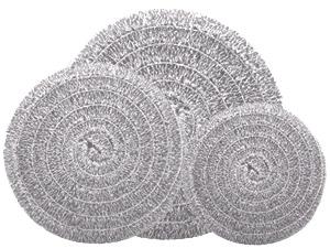 """Matala Grey Roll Filter Media - 17"""" Diameter"""