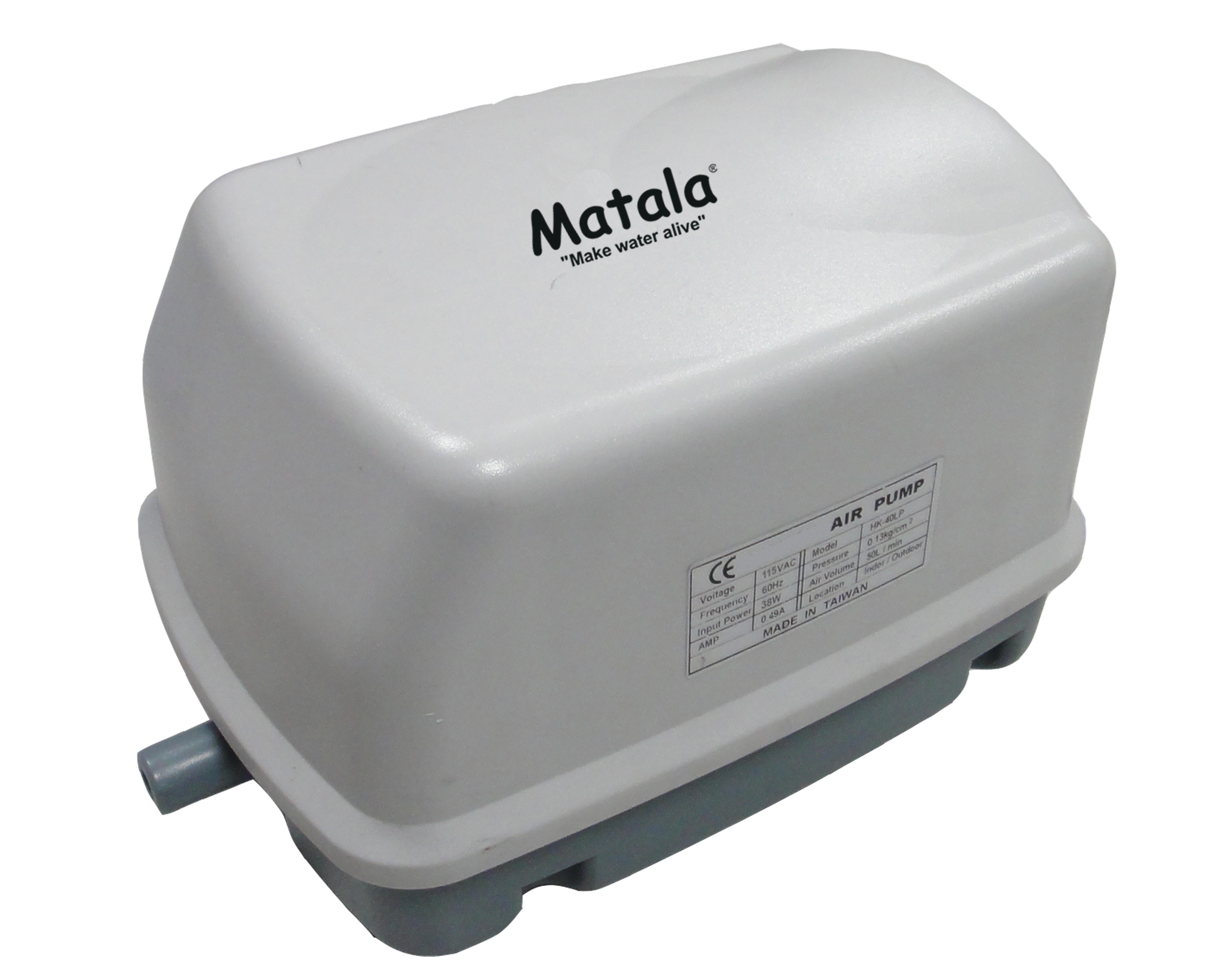 Matala Hakko HK-40LP Linear Air Pump