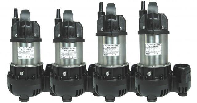 Matala GeyserMax-Flow Pumps