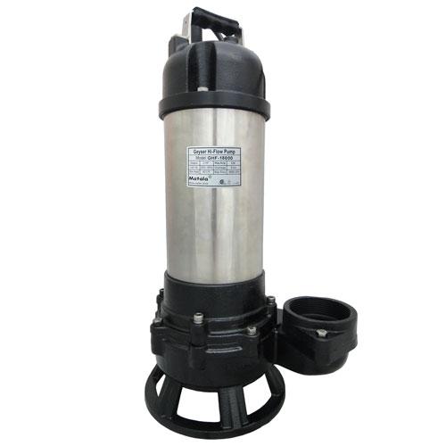 Matala Geyser Hi-Flow 2 HP 17500 GPH Pump