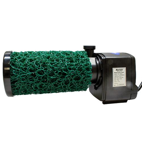 Matala Magna-Flow 1350 GPH Pump with EZ Bio 11 Plus Prefilter