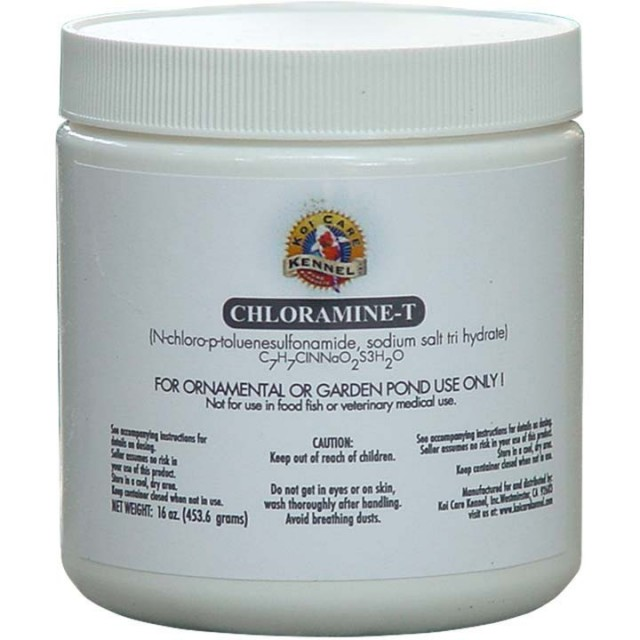 Koi Care Kennel Chloramine-T - 2 lbs.