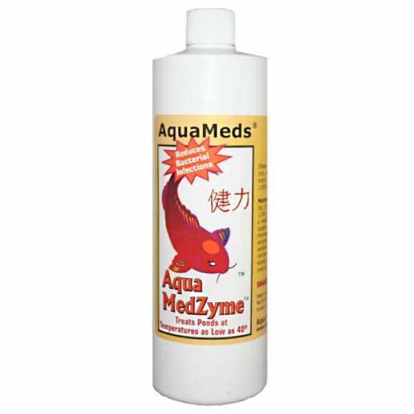Aqua Meds Aqua MedZyme Liquid - 1 Pint (16 oz.)