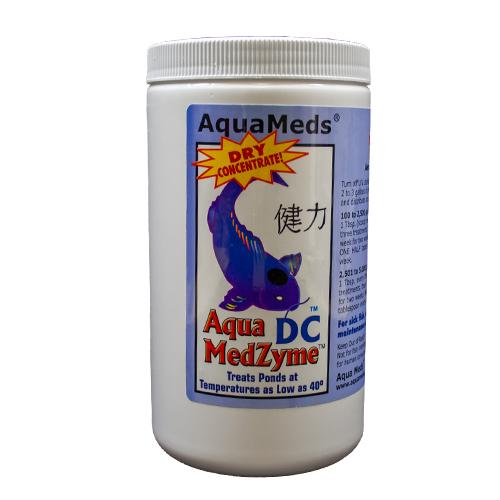 Aqua Meds MedZyme DC Dry Concentrate - 2 lbs.