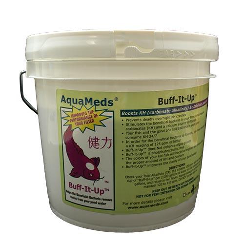 Aqua Meds Buff-It-Up - 8 lbs.